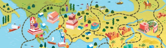 Paul Boston Usborne Long Ago Mazes News Feature Image