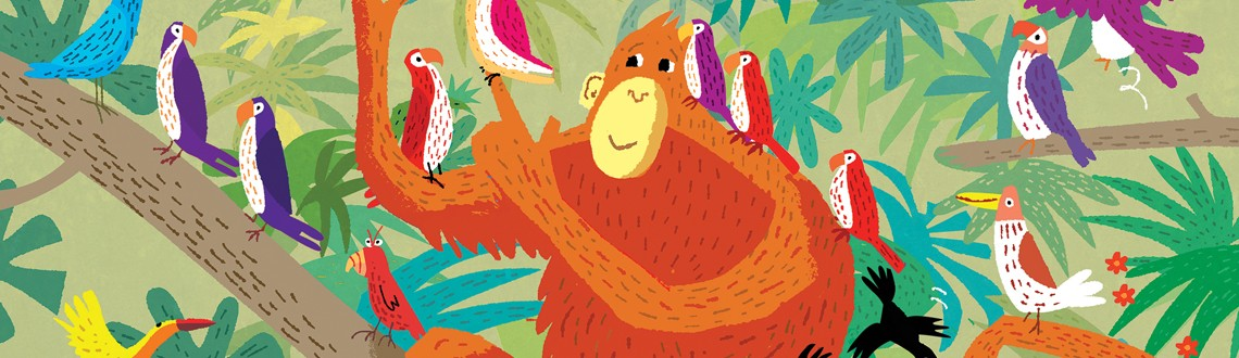 Paul Boston Orangutans News Feature Image