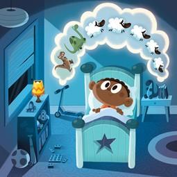 Rich Wake Artist Portfolio Card represented by Kids Corner