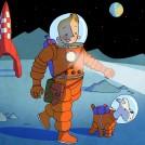 Ben Scruton WBD News Item Tintin