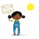 Cory Reid Kids 4 Climate artwork