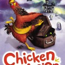 Hannah George Chicken Mission 2 Book Jacket News Item