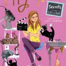 Lucy Truman Poppy's Place Secrets at the Cat Café News Item Cover