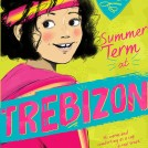 Lucy Truman Trebizon News Item Book 1 Cover Artwork