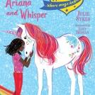 Lucy Truman Unicorn Academy Ariana and Whisper News Item