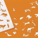 Sarah Dennis Animal Camouflage News Item