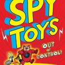 Tim Wesson Spy Toys News Item Book Cover